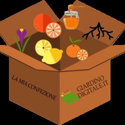 confezione agrumi personalizzata