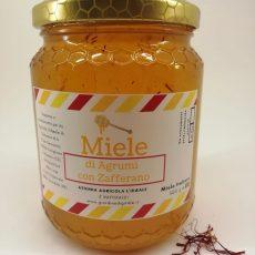 miele agrumi zafferano