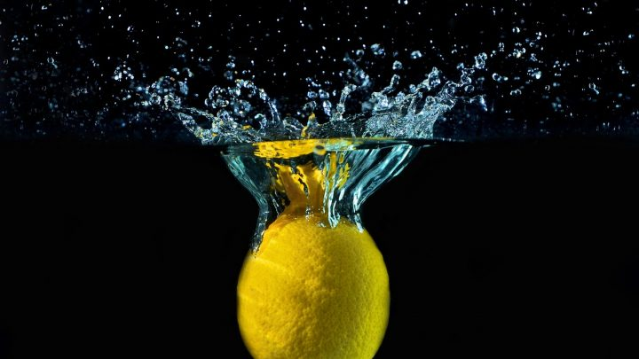 Limone disinfettante naturale
