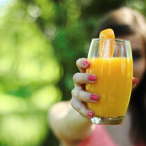spremuta arancia